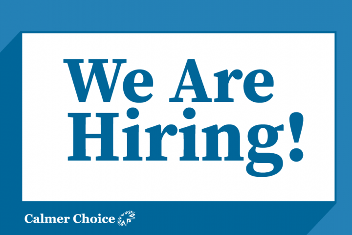 Calmer Choice Hiring 720X480