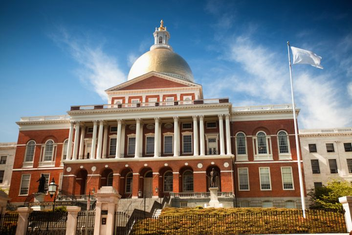 Calmer Choice Mass State House